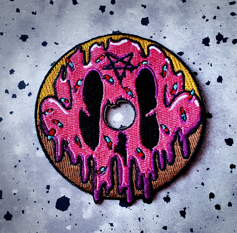 Frosted Doom Patch