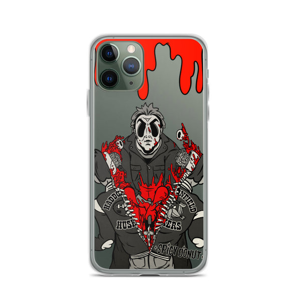 Michael in Splitsville - iPhone Case