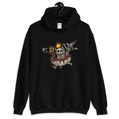 Tis the Season of the Witch - Unisex Hoodie