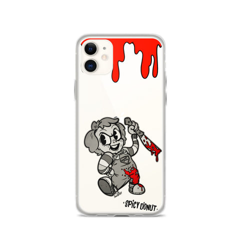 Chucky in Playland- iPhone Case