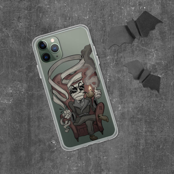 Invisible Man - iPhone Case