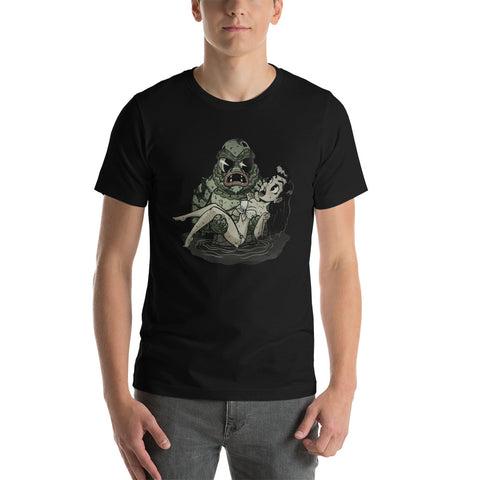 Creature Feature - Short-Sleeve Unisex T-Shirt