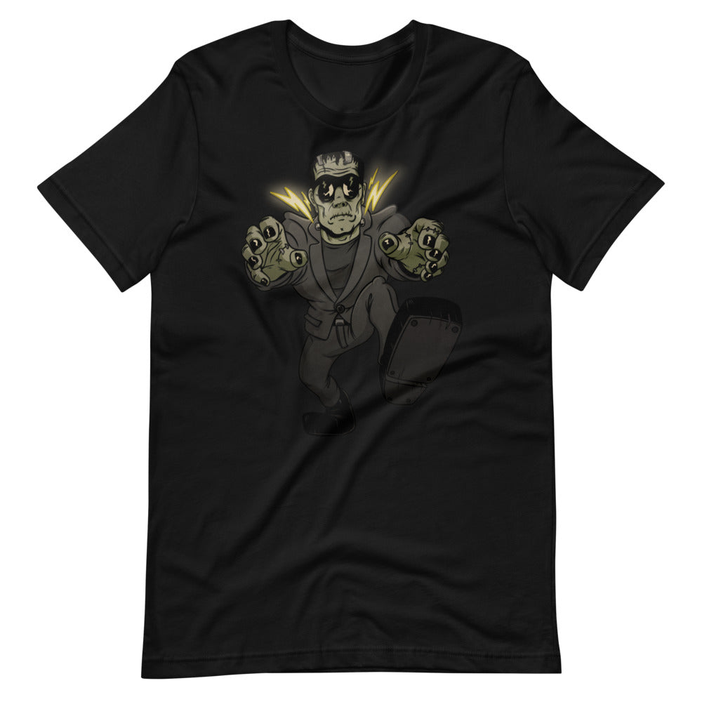 Frankenstein's Monster - Short-Sleeve Unisex T-Shirt