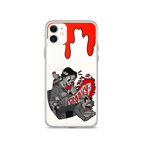 Groovy Ash -iPhone Case