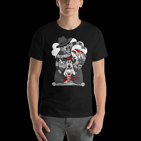 Freddy In Dreamland - Short-Sleeve Unisex T-Shirt