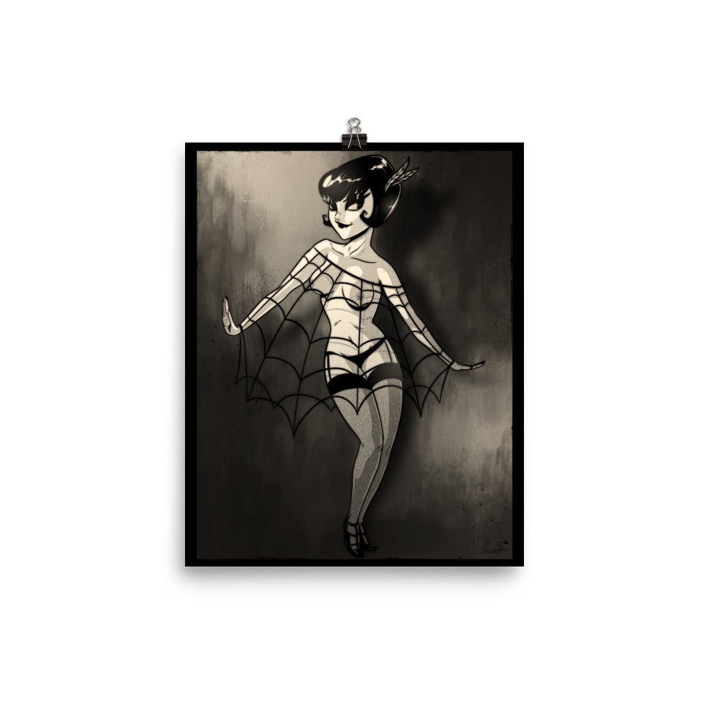 Flapper Fly Trap - Photo paper poster