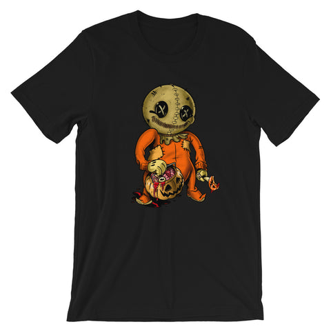 Sam's Trick - Short-Sleeve Unisex T-Shirt