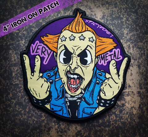 Very Metal Vivyan Patch