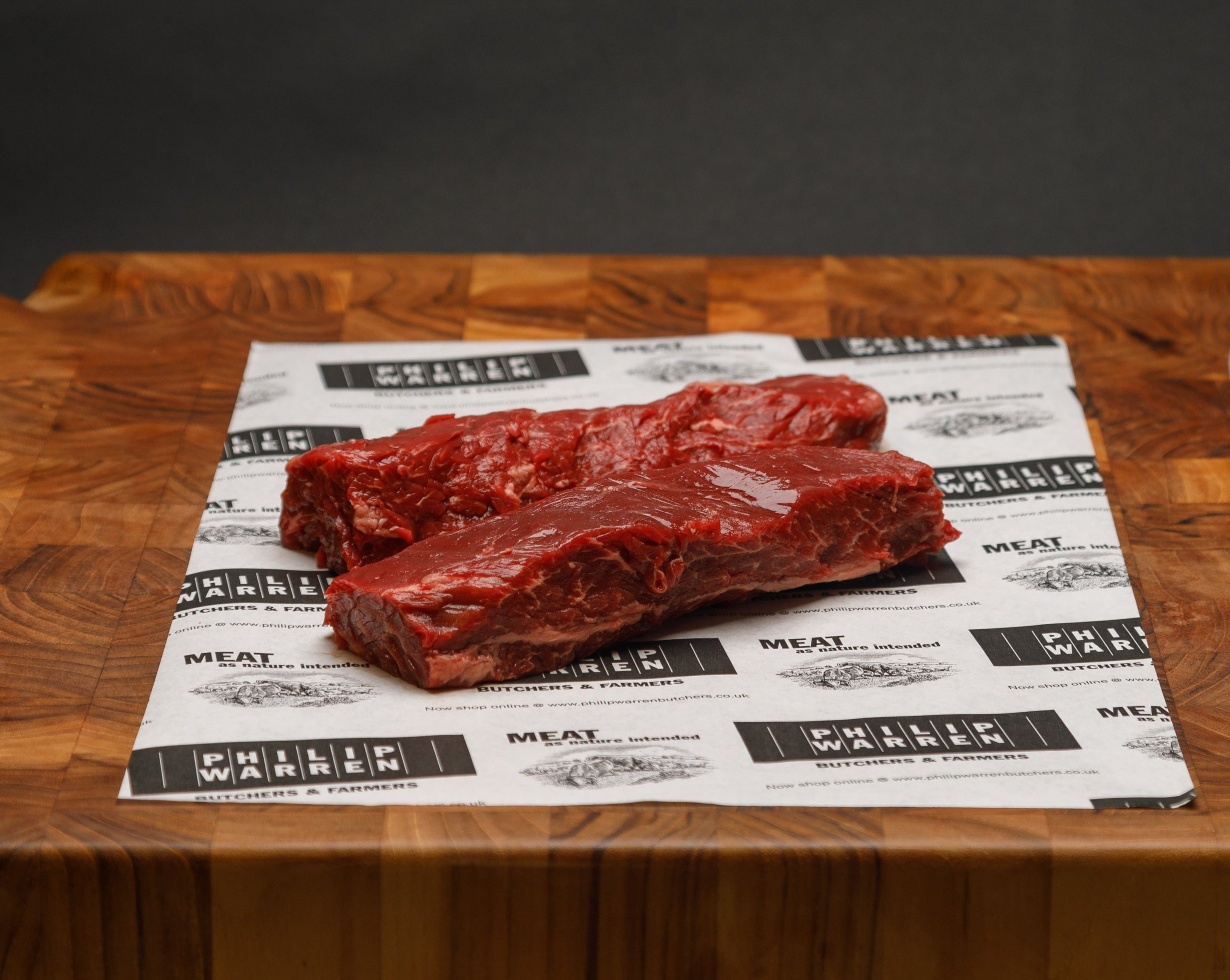 Beef Onglet (200-250g) x 2