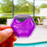 Limited Edition Tower Bar Engram Drink Transparent 5 Sticker Pack