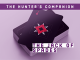 [Retiring] The Hunter's Companion Card