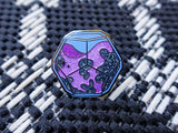 Limited Edition Drifter's Poison Engram Drink Pin