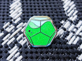 Limited Edition Hammered Hive Engram Drink Pin