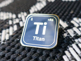 Periodic Table Titan Base Class Pin