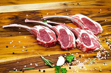 Lamb Lollipop Chops - Source to Table