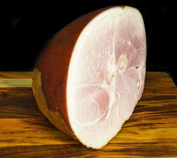 Smoked & Cured Ham - Source to Table