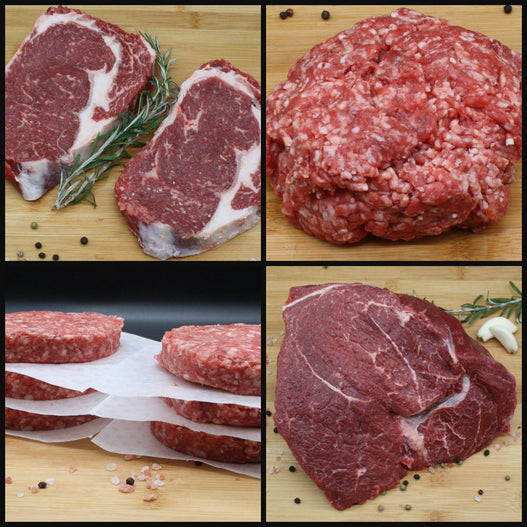 Wheeler Beef Favorites Bundle