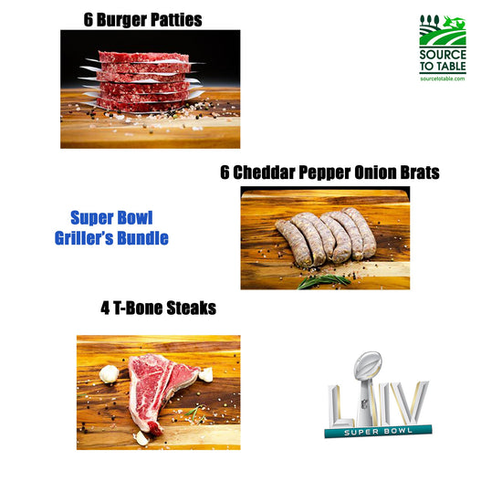 Slagel Super Bowl Griller Preorder - Source to Table