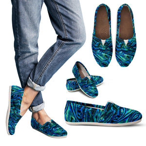Abalone Canvas Shoes