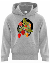 Load image into Gallery viewer, Kids Salmon Berry Hoodies