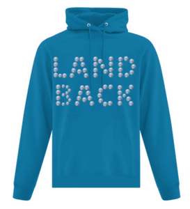 Land Back Button Hoodie - Bentwood Box