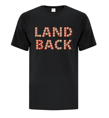 Land Back Tee - Bentwood Box