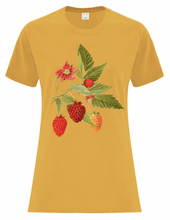 Load image into Gallery viewer, Salmonberry Tee - Bentwood Box