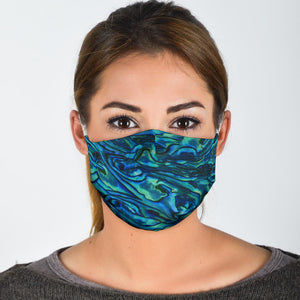 Abalone Mask (black)