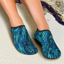 Load image into Gallery viewer, Abalone Aqua Shoes