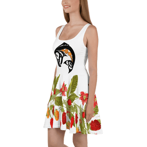 Salmon Berry Dress - Bentwood Box