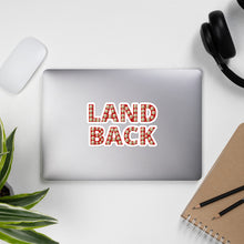 Load image into Gallery viewer, Land Back Sticker