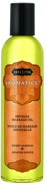 Kama Sutra Aromatics Massage Oil 59ml Sweet Almond