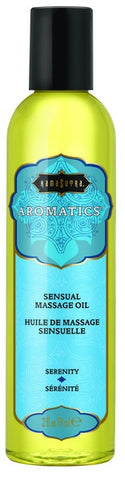 Kama Sutra Aromatics Massage Oil 59ml Serenity