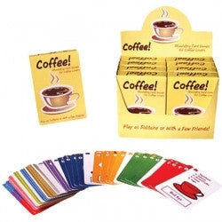 Coffee Card Game