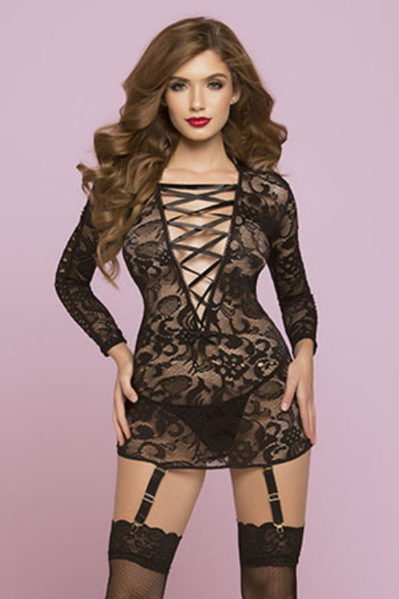 All Night Long Chemise Set 10754P