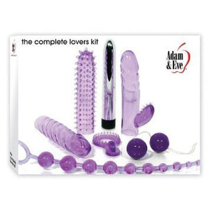 Adam And Eve Complete Lovers Kit