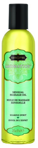Kama Sutra Aromatics Massage Oil 59ml Soaring Spirit