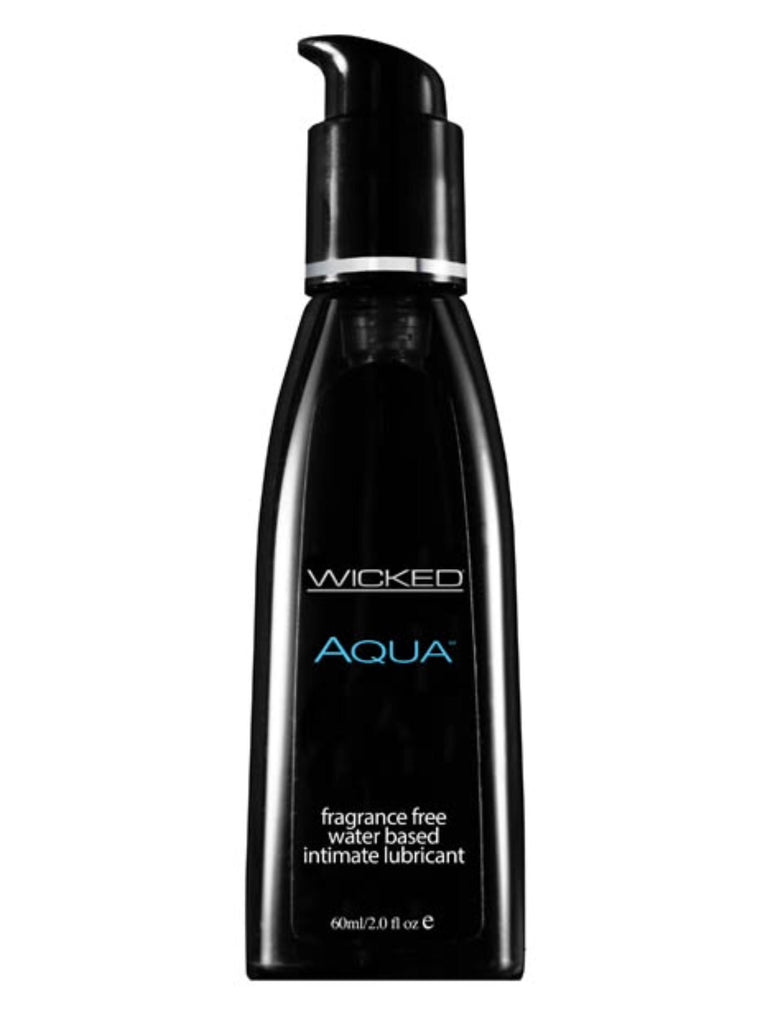 Wicked Aqua Unscented Lubricant 2 oz