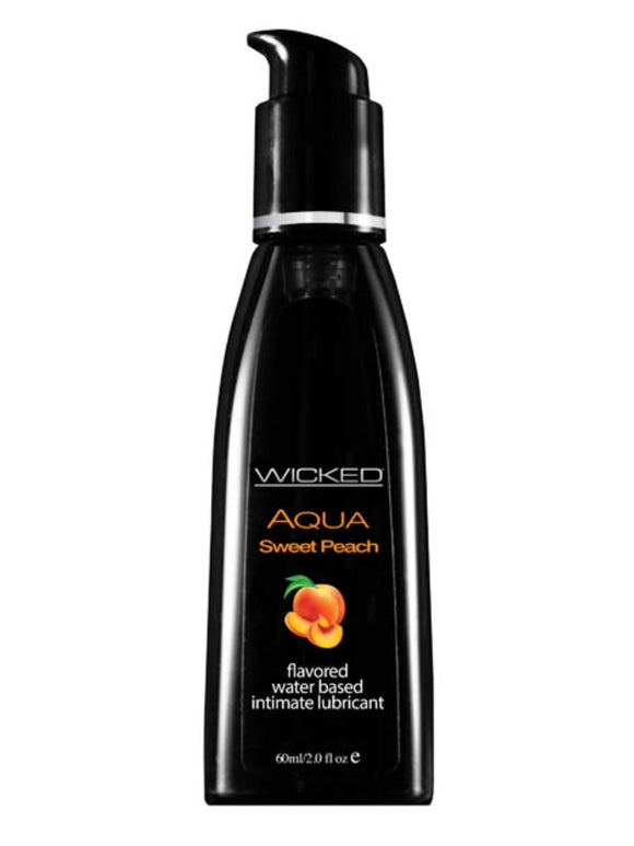 Wicked Aqua Sweet Peach 60ml