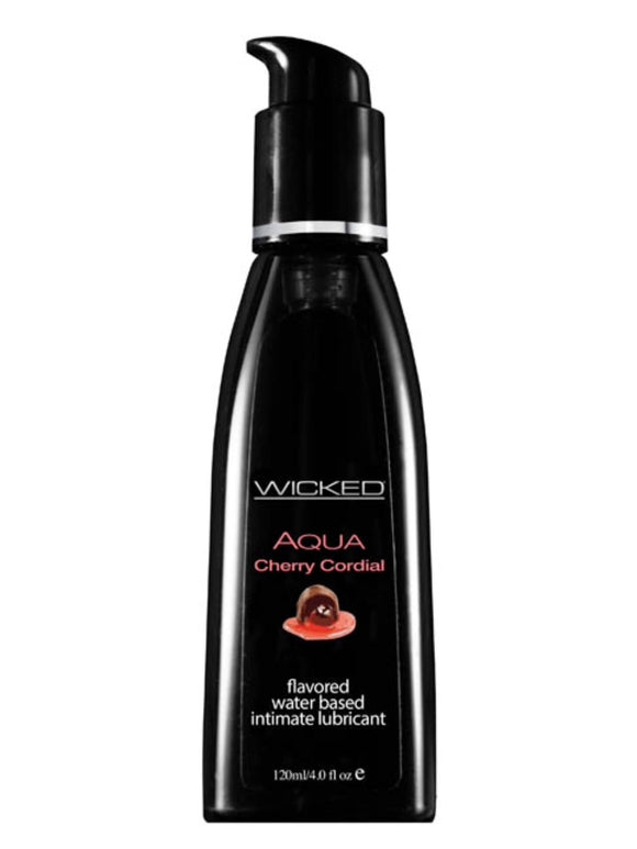 Wicked Aqua Cherry Cordial 60ml