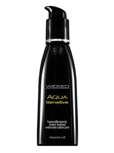Wicked Aqua Sensitive Hypoallergenic 4 oz