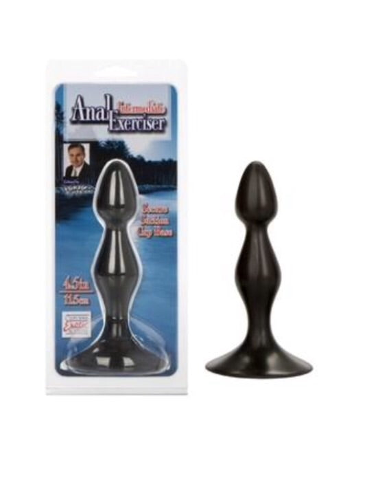 Dr Joel Intermediate Anal Exerciser Black