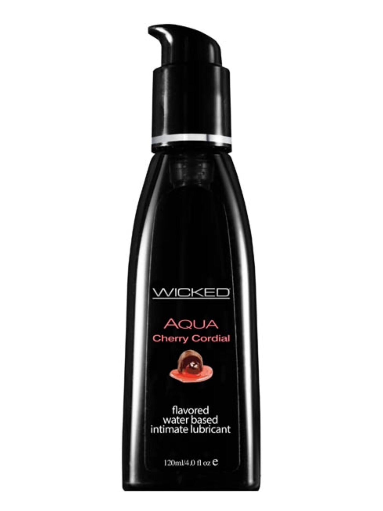 Wicked Aqua Cherry Cordial 120ml