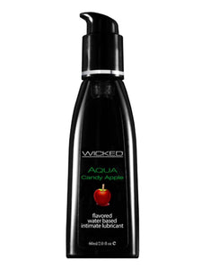 Wicked Aqua Candy Apple 60ml