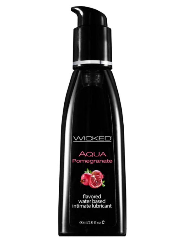 Wicked Aqua Pomegranate 60ml