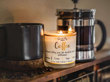 Load image into Gallery viewer, Coffee Soy Candle