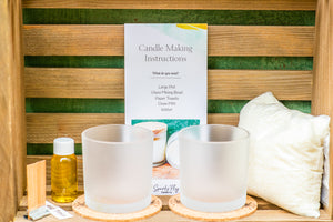 Candle Making Kit-Sparks Fly Candle Co