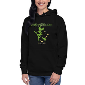 Resting Witch Face Hoodie