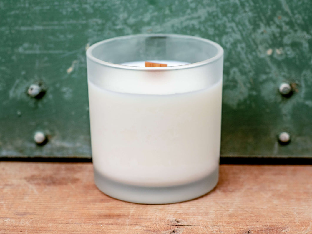 Unscented 6oz Soy Candle