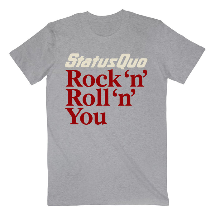 Rock 'n' Roll 'n' You Tee